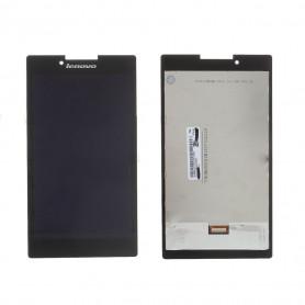 Ecran LENOVO A7-30 Noir Vitre Tactile + LCD (COMPLETE)