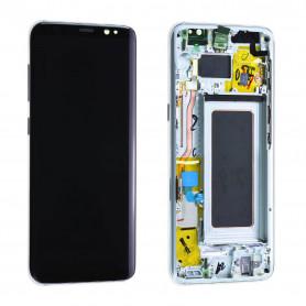 Écran Samsung Galaxy S8 (G950F) Argent (Reconditionné)