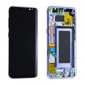Écran Samsung Galaxy S8 (G950F) Orchidée (Reconditionné)