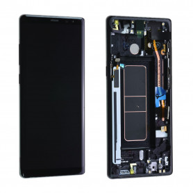 Écran Samsung Galaxy Note 8 (N950F) Noir (Reconditionné)