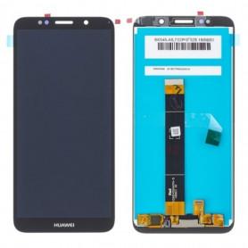 Ecran Huawei Y5 2018 / Honor 7S Noir Vitre Tactile + LCD