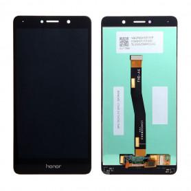 Ecran Huawei Honor 6X Noir LCD + Vitre Tactile