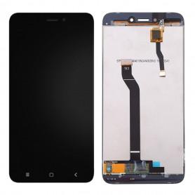 Écran Xiaomi Redmi Go Noir Vitre Tactile + LCD