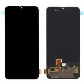Écran OnePlus 6T Noir Vitre Tactile + LCD