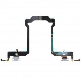 Connecteur de Charge iPhone XS Blanc