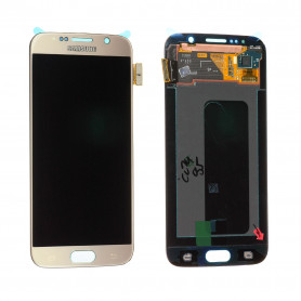 Ecran Samsung Galaxy S6 (G920F) Or (Compatible)