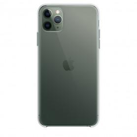 Coque en silicone iPhone 11 Pro Transparente