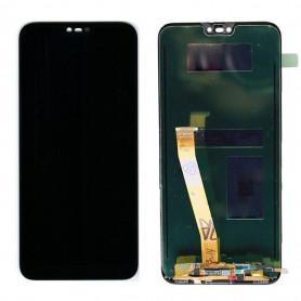Ecran Huawei Honor 10 Noir LCD+ Vitre Tactile Original